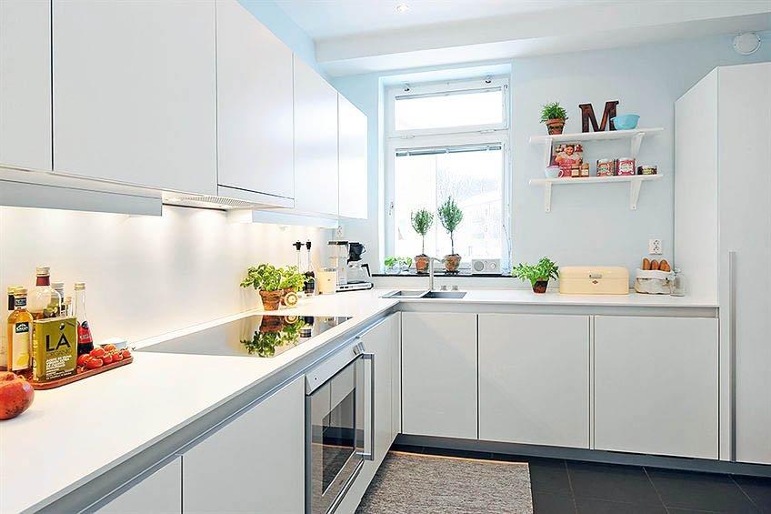 5 Tips Mudah Buatkan Dapur Kecil Anda Nampak Lebih Luas