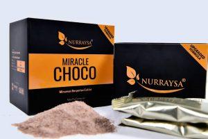 Nurraysa Miracle Choco mempunyai Garcinia Cambogia