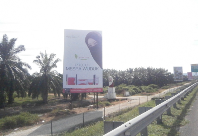 Bandar Baharu from KL @ 178.5 KM