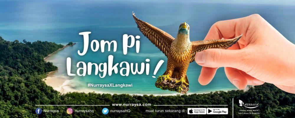 Nurraysa x Langkawi Banner